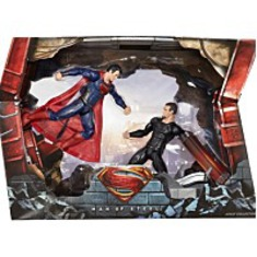 2013 Sdcc Mattel Exclusive Superman Vs
