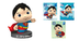 comics little mates superman figurine puff