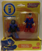 fisher imaginext justice league superman darkseid