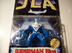 superman blue action figure justice league