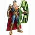 superman steel assault action figure kids