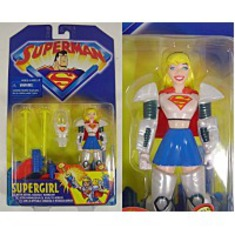 Animated Series Supergirl Figure