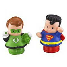 Dc Super Friends Green Lantern And Superman