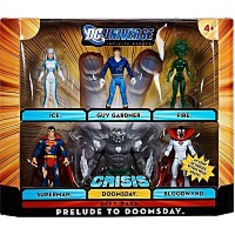 Dc Universe Infinite Heroes Crisis Exclusive
