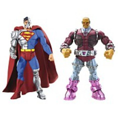 Dc Universe Super Enemies Figure Packcyborg
