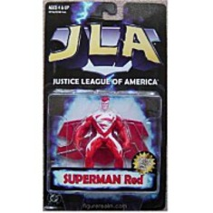 Jla Red Action Figure