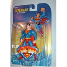 Man Of Steel 5 Action Figure