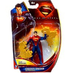 Man Of Steel Movie Basic Action Figure