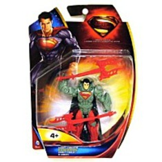 Man Of Steel Split Cycle 3 75 Inch Action