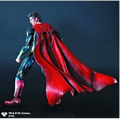 Man Of Steel Superman Action Figure