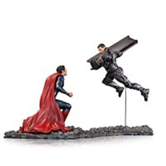 Man Of Steel Superman Vs Zod 1 Statue