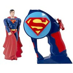 Superman Flying Hero Action Figure