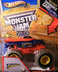 monster superman truck includes crushable