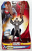 superman steel power deluxe attack figure