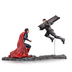 collectibles steel superman statue scale approximately