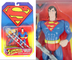 superman steel animatedpower flight figure articulated