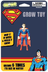 comics superman grow figure grows times