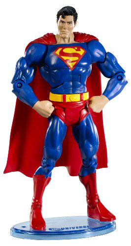 Dc Universe Classic Superman Figure