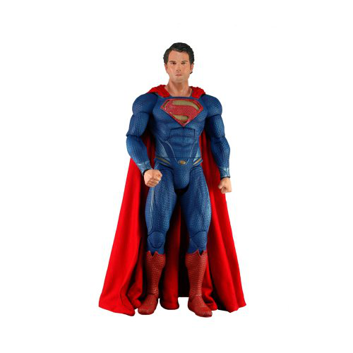 Superman Man Of Steel Action Figure