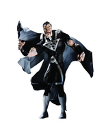 Blackest Night Black Lantern Earth